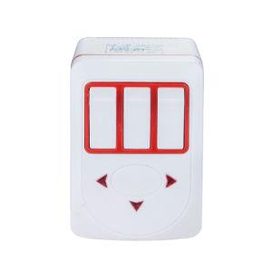 13A Travel Adaptor met Switch en Fuse Universal Adaptor