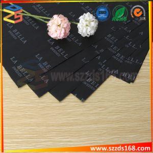 Acondicionamento das flores de papel macio pode ser personalizado imprimindo