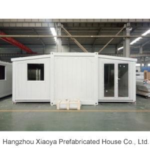 Camera prefabbricata espansibile modulare mobile unita capsula prefabbricata del contenitore della villa