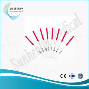 Gravidez HCG Rápida Kit de Teste/urina gravidez tira de teste com marcação CE