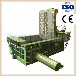 Sistema hidráulico de la máquina empacadora de reciclaje de chatarra