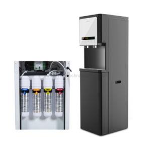 Agregado pública 4 estágio directa quentes e frias RO refrigerador de água potável