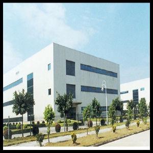 Ufficio prefabbricato della struttura d'acciaio del magazzino