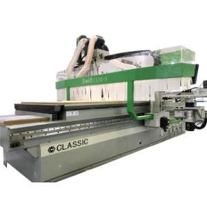 Centro para trabalhar madeira perfuração CNC Máquina de roteamento