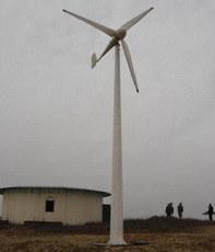 turbina di vento di asse 15kw/generatore di vento orizzontali