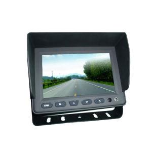 5 polegadas LCD Monitor Carro Autônomo (H-5588M)