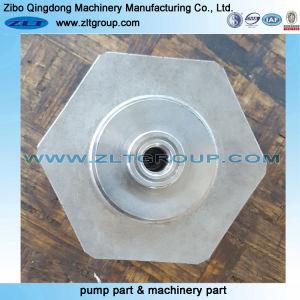Composants de pompe à eau centrifuge chimique avec l'acier inoxydable/carbone