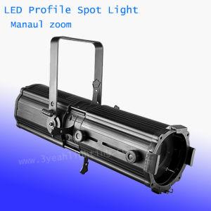 Manaul 급상승을%s 가진 200W 단면도 반점 스튜디오 LED 빛