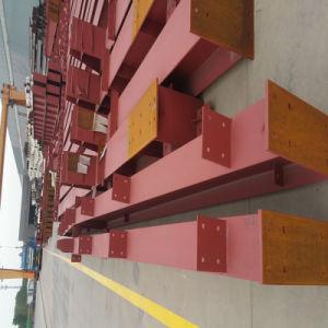 Edificio de estructura de acero Industrial prefabricados