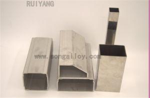 Tubo rettangolare/quadrato del tubo dell'acciaio inossidabile SS304