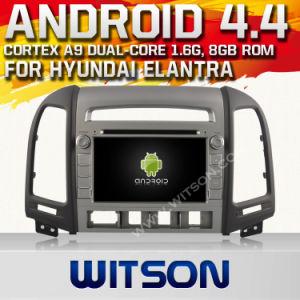 Witson Android 4.4 DVD для автомобилей Hyundai Elantra