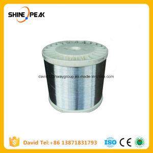 0,13mm de fio de aço inoxidável para tornar Scourer