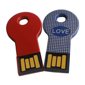 カスタムロゴの主形の金属USBのペン駆動機構
