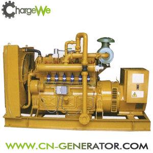 CE/ISO/BV Jichaiエンジンの電気生成の一定の性質のガスの発電機(20kw)