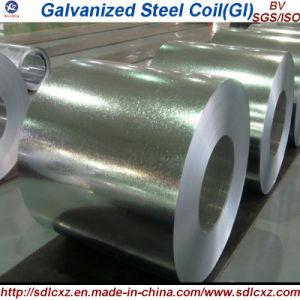 Bobina d'acciaio galvanizzata tuffata calda di alta qualità per materiale da costruzione