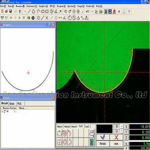 Professionista 2D Measuring Software per Measuring Microscope (2D)