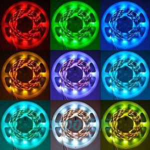 Luci flessibili del nastro della garanzia LED di anni CE/FCC/RoHS/3