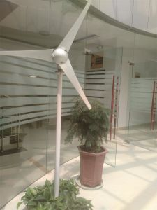 200W generatore di vento orizzontale di asse 12V 24V