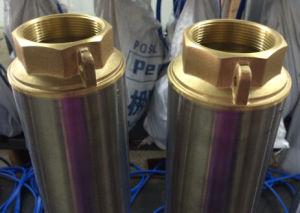 100qjd bomba sumergible de acero inoxidable y 4 pulgadas, la granja de la bomba de riego con aprobación CE