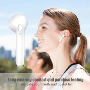 EarbudsのIosのための無線イヤホーンのBluetoothのヘッドホーン