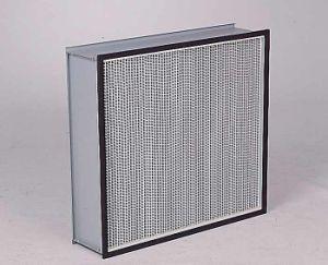 Filtro do Separador de alumínio