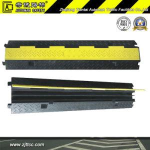 2canaux reflète un câble en caoutchouc du protecteur de la sécurité industrielle Bosse (CC-B17)