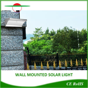 48LED Radar Motin Sensor IP65 Outdoor Mounted Lamp Solar Wall Light