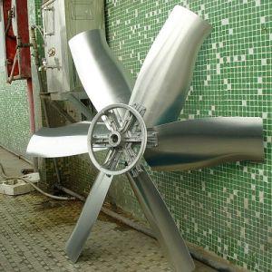 Foshan Extractor ventilador Ventilador Axial de granja avícola