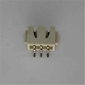 2.5mm 90 Stiftoblate-männlicher Verbinder des Grad-SMT 3
