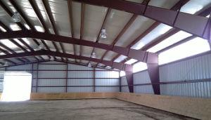 Nuevo material de la estructura de acero para la construcción de taller