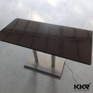 Дешевые торговые автоматы искусственного камня обеденный стол