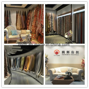 Venta caliente Jacquard tejido muebles