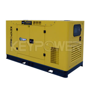 Keypower Dg Sets Generators with 24 Hours Fuel Tank for Telecom Continuous Running 4BTA3.9-G2