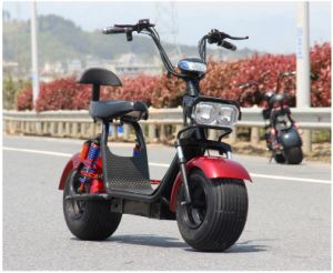 1000W-2000W Citycoco Reifen Stadt-Cocos des Roller-18in elektrischer Roller