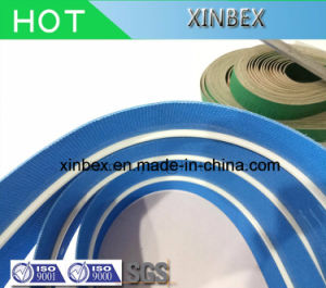 中国の熱い販売法の製品種目およびロジスティクスのための青いコンベヤーベルト
