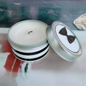 Gebrauch-Zinn-Kerze der Förderung-1oz-10oz mit privatem Firmenzeichen, Entwurf
