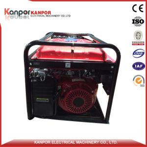 5000W 5kw 6.7HP grupo electrógeno de gasolina de alta calidad de tipo abierto