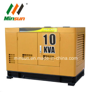Оптовая торговля 10 квт электростанции дизельного генератора Silent
