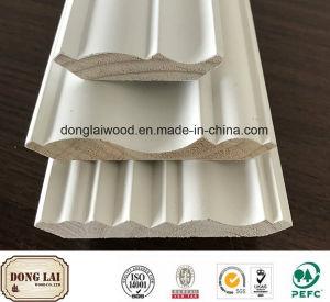 天井のための装飾的な製材クラウンモールディング