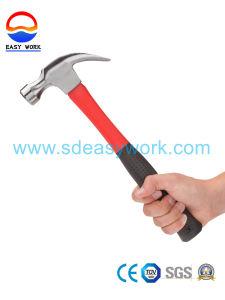 Isolant chemisé pour marteau à panne fendue en fibre de verre/ les outils à main