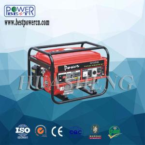 Generatore elettrico della benzina di CA di potere portatile