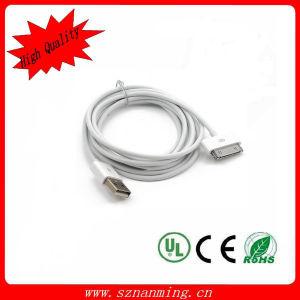 iPhone4のための元の品質USBケーブル
