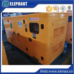 60kw 75kVA Lovol leiser Dieselgenerator