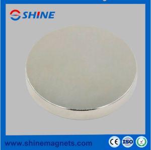 Forte magnete a forma di disco dell'altoparlante di NdFeB