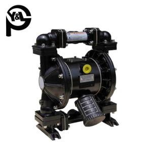 3 pulgadas neumático de aire bomba de diafragma doble para la minería