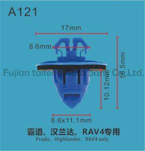カスタマイズされた自動クリップおよびプラスチック締める物ヒュンダイおよび中国の自動クリップ・ファスナ