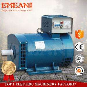 AC 10kw Alternator In drie stadia van de Generator van de Borstel de Kleine