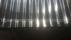 ハイエンド波形の電流を通された鋼鉄屋根瓦
