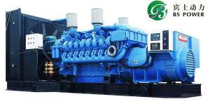 Set des Generator-158kVA mit Perkins-Dieselmotor (BPM126)