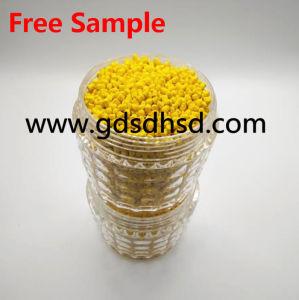 El 10% pigmento amarillo Masterbatch de materiales de construcción de plástico